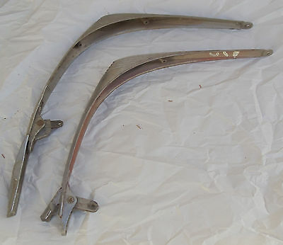 1939 Ford Deluxe - Two Genuine Ford Original Hood Ornaments With Handles