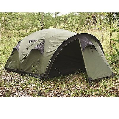 Snugpak 92894 The Cave 4 Person Tent in Olive