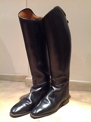 Cavallo long leather Riding Boots Size 6 - 39
