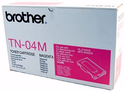 Brother Tn-04M Hl 2700Cn - Mfc 9420 Toner Magenta Originale