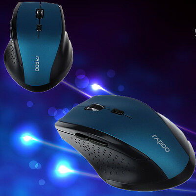 Portable 2,4 GHz Wireless Optical Gaming Mouse Mäuse für Computer PC Laptop