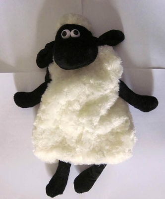 Sheep - Plush toy, Lovely, cute, cuddly Plush Toy 2 sizes, Back Pack, not Shaun