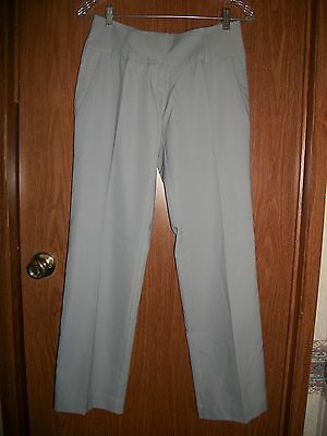 NWT ADIDAS WOMENS CHROME STRETCH GOLF PANTS Size 0 WICKING LIGHTWEIGHT CLIMALITE