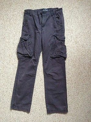 Mini Boden Grey Combat Trousers Age 10