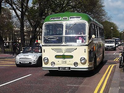 bus photo southern national bristol ls ott 85
