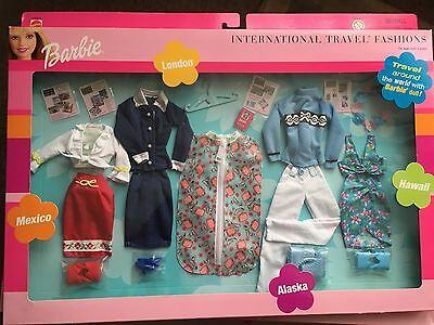 Barbie International Travel Gift Pack - NRFB (#68693)