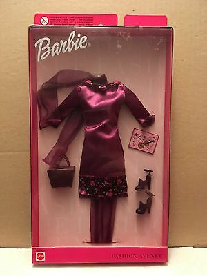 Barbie Fashion Avenue Metro - NRFB (#26981)