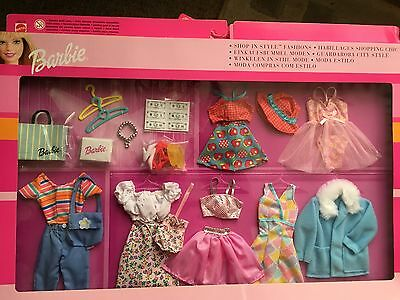Barbie Shop in Style Gift Pack (#68601)
