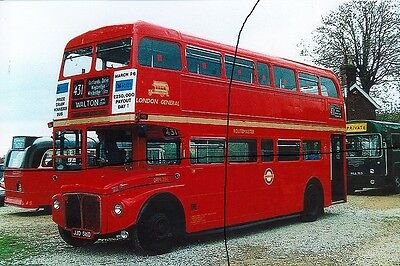 Bus Photo Of,london Transport Photograph Picture,london General Routemaster,431.
