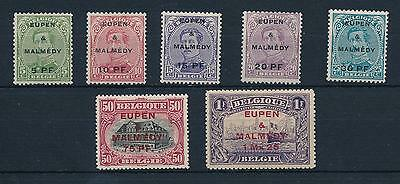 [36851] Belgium 1920 Occupation of Eupen and Malmedy  MLH