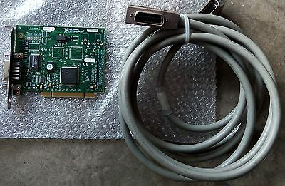National Instruments PCI-GPIB Interface Card 183617K-01 with 12 ft GPIB cable
