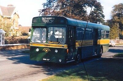 Bus Photo Of A London Country Photograph Picture Of An Aec Merlin On Route 387.