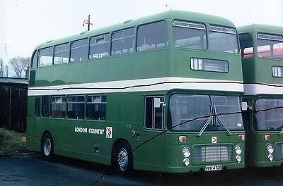 Bus Photo Of A London Country Photograph Picture Of An Ecw Body Bristol Vrt.