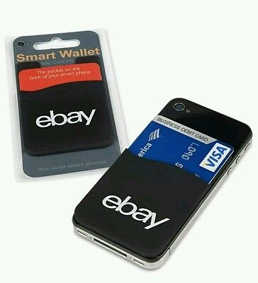 Official eBay Branded Silicone Phone iWallet