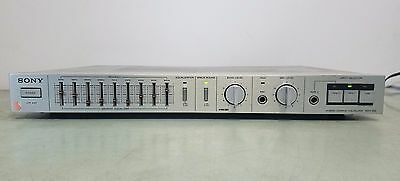 Sony Model SEH-310 Multi-Frequency Graphic Equalizer