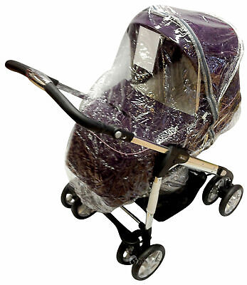 Raincover Compatible with Silvercross 3D Pushchair (198)
