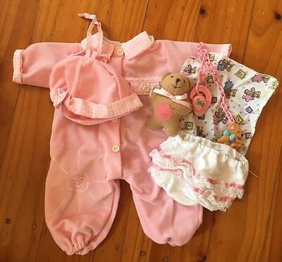 Zapf Creations Baby Chou Chou original Outfit And Accessories