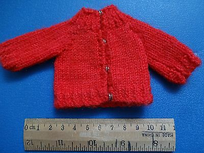 Dolls Clothing - Knitted Cardigan