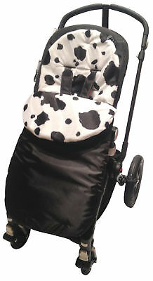 Animal Print  Footmuff / Cosy Toes Compatible with Britax Smart/Agile/Dual/Mobil