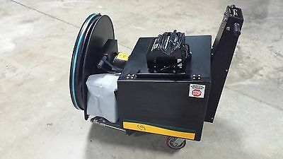 27'' Floor Buffer Burnisher Dust Collection Battery Powered Warranty!