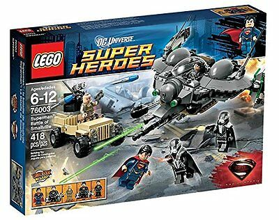 LEGO® DC Universe Super Heroes 76003 Superman: Battle of Smallville Neu New