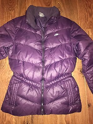 Girls Nike Puffer Jacket 12/13