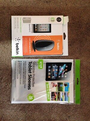 Belkin Snap Shield Ipad 2 3 And 10 Clear Protective Sleeves