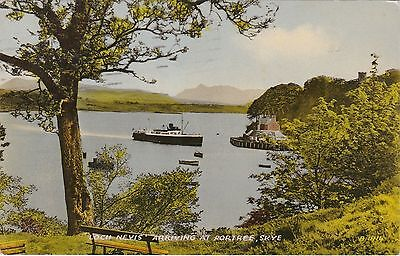 Loch Nevis Arriving At Harbour, PORTREE, Isle Of Skye, Inverness-shire