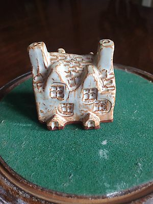 Miniature Pottery House.