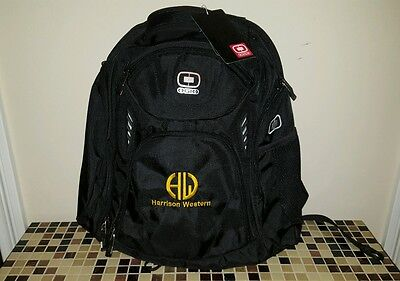 Ogio Mercur Backpack, Black, New, Limited Edition