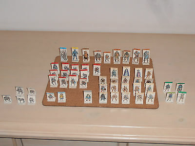 Vintage x53 Middle Card figures the Middle Earth Role Playing System game. Rare.