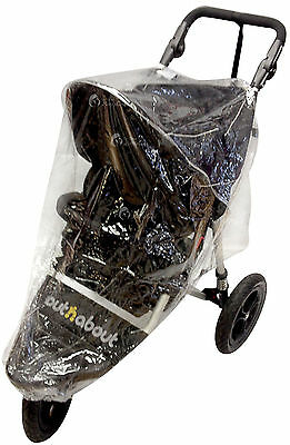 Raincover Compatible with Mothercare Urban Extreme Pushchair (142)