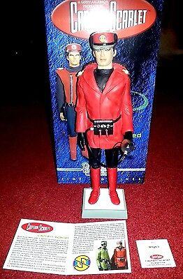 Robert Harrop Captain Scarlet Avalanche NEW and boxed