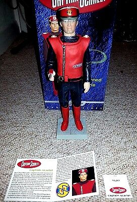 New and boxed  Robert Harrop Captain Scarlet Figure