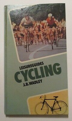 Leisure Guides, Cycling (JB Wadley, 1975)