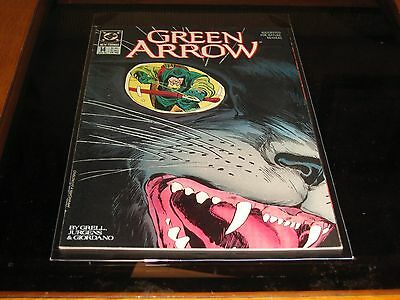 Issue 14 of the 1987 Green Arrow comic book series