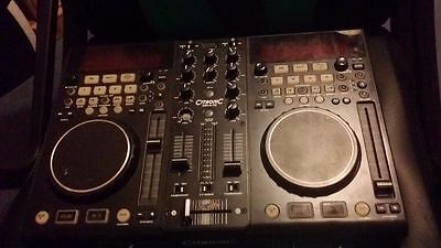 Citronic Mpx10 Dual Media / Midi Mp3 Player Dj Controller