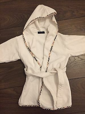 Burberry Baby Dressing Gown