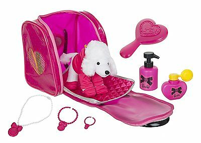 Barbie & Me Glamtastic Style and Go Poodle Pouch Playset.