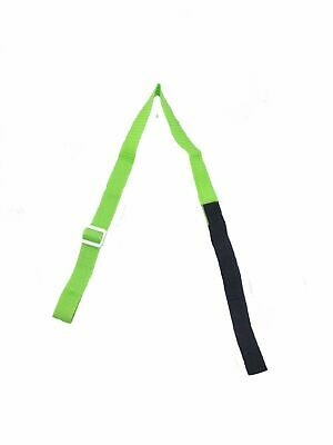 Child Elasticated Wrist Link Strap For Baby/Toddler Safety Green