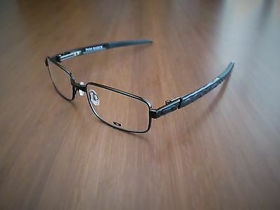 Oakley Twin Shock OX3095-0154 Polished Blk  54/18-133 NWOT - Free Shipping!