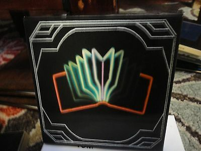 Arcade Fire Autographed Neon Bible Limited Edition CD Flip Book Signed By ALL 7