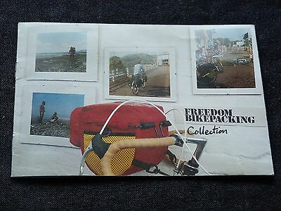 Vintage Cycling Catalogue, Freedom Bike Packing Collection.