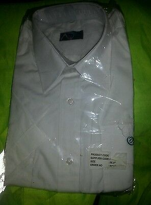 Arriva bus,train   Drivers  Shirt brand New Size 16.5 s/s NEW. Job number 1'3a