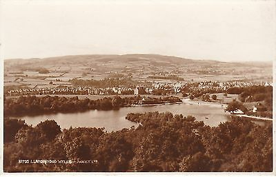 General View Over Lake, LLANDRINDOD WELLS, Radnorshire RP
