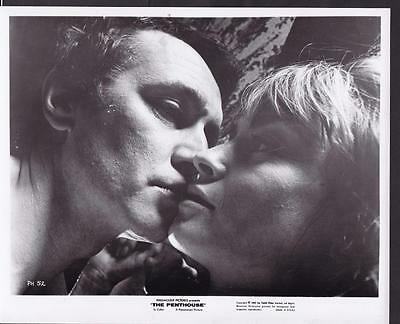 Terence Morgan Suzy Kendall The Penthouse 1967 original movie photo 27965