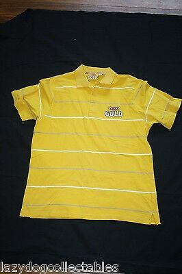 XXXX Gold Collared Shirt Size L Good Condition