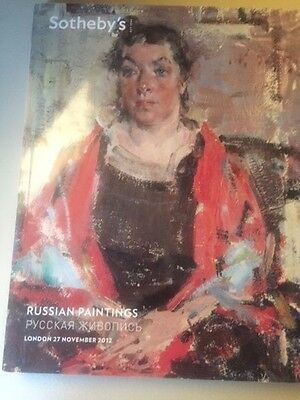 Sotheby's Russian Paintings -Gorgeous!