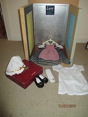 Retired American Girl Felicity Town Fair Outfit NIB VHTF + More