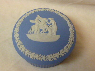 Wedgwood Round Trinket Pot